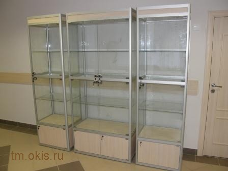 Алюминиевая витрина своими руками